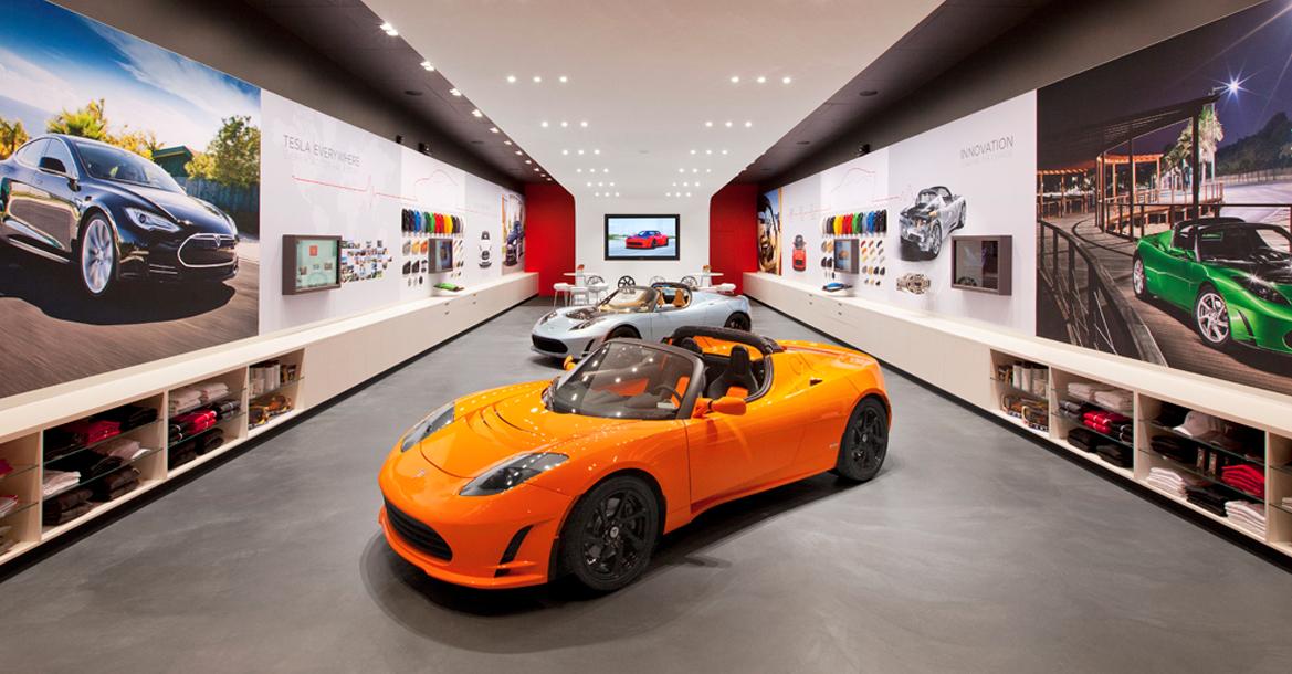Tesla Motors Scheiner Commercial Group
